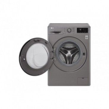 Пералня с предно зареждане LG F4J5QN7S - Изображение 4