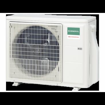 Климатик General Fujitsu ASHG24KLCA/AOHG24KLTA - Изображение 2