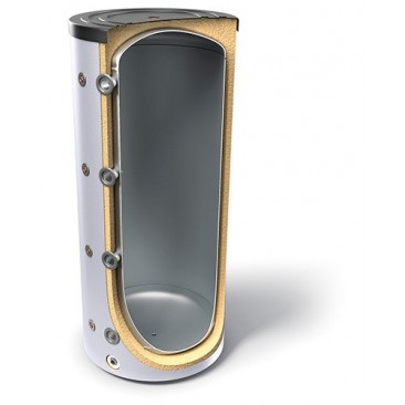 Буферeн съд за ниско налягане TESY V 200 60 F40 P4 - Изображение 1