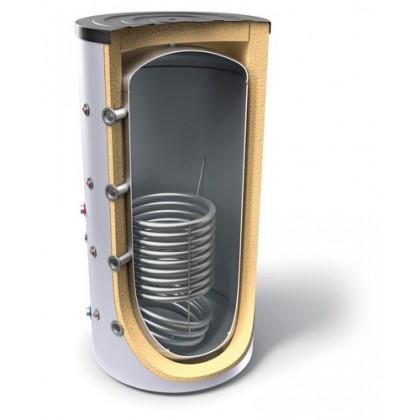 Буферeн съд за отоплителна инсталация с една серпентина TESY V 9S 200 60 F40 P4 - Изображение