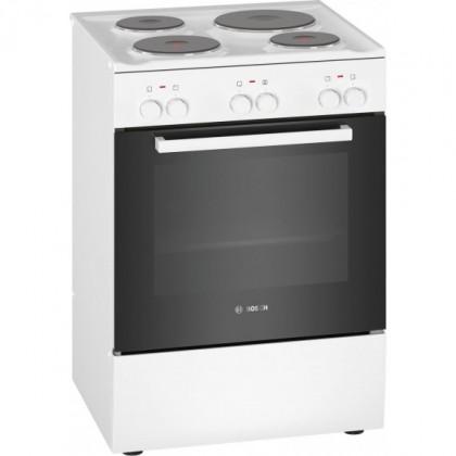 Свободностояща готварска печка Bosch HQA050020 - Изображение