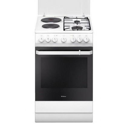 Комбинирана готварска печка Hansa FCMW 59119 - Изображение