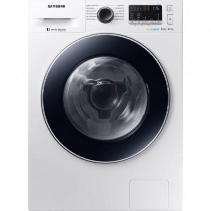 Пералня със сушилня  Samsung WD80M4A43JW - Изображение