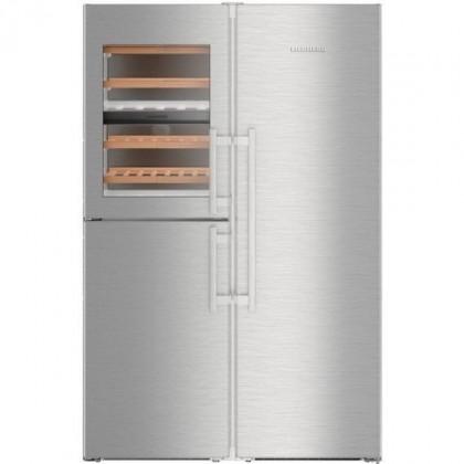 SidebySide Хладилник LIEBHERR SBSes 8486 - Изображение