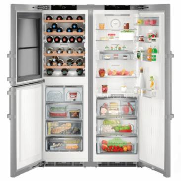 SidebySide Хладилник LIEBHERR SBSes 8486 - Изображение 2