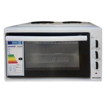 Мини готварска печка Snaige SNM-4202RW - Изображение