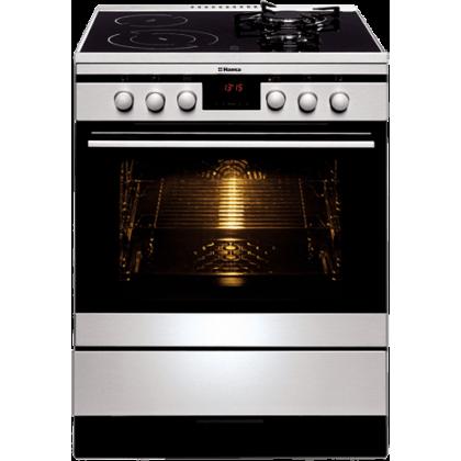 Hansa FCMX 69215 комбинирана готварска печка - Изображение