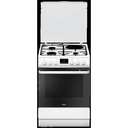 Комбинирана готварска печка Hansa FCMW 68209 - Изображение