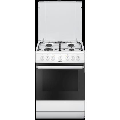 Комбинирана готварска печка Hansa FCMW 681009 - Изображение
