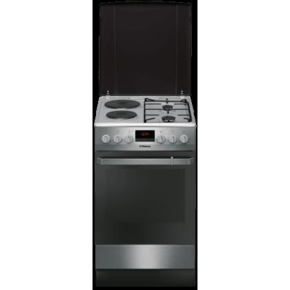 Комбинирана готварска печка Hansa FCMX 58290 - Изображение