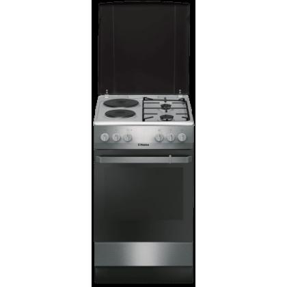 Комбинирана готварска печка Hansa FCMX 58099 - Изображение
