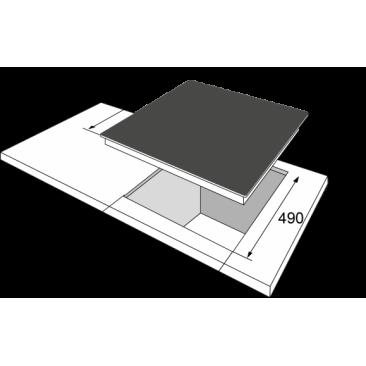Индукционен плот за вграждане Hansa BHI68668 - Изображение 1