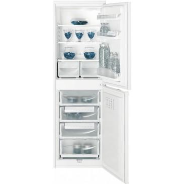 Хладилник с фризер Indesit CAA 55 - Изображение 1