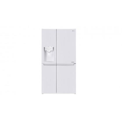 Хладилник с фризер LG GSL760SWXV - Изображение