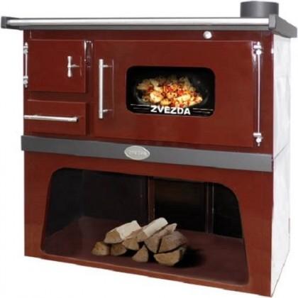 Готварска печка Звезда Класик ГФЕ - Изображение