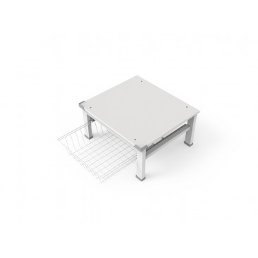 Универсална основа с кошница за пералня Meliconi Base Space - Изображение 2
