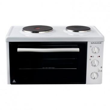 Малка готварска печка Snaige SN-2802R W - Изображение 1