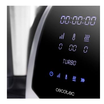 Кухненски робот Cecotec Mambo 8090 - Изображение 2