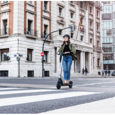 Електрически скутер Bongo OutSider E-Volution 8,5 Phoenix - Изображение 2
