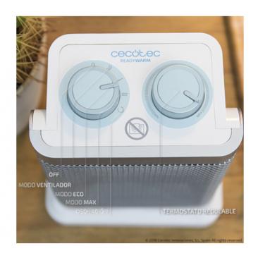 Керамична вентилаторна печка Cecotec Ready Warm 6100 - Изображение 5