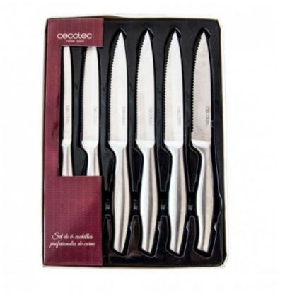 Комплект Ножове за месо Cecotec - Изображение