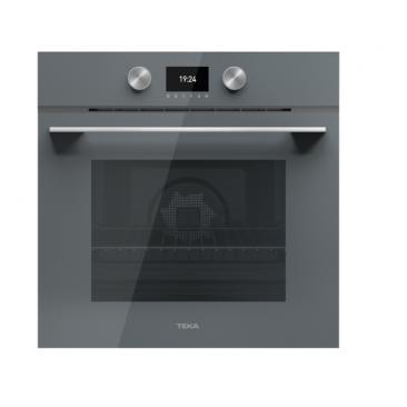 Фурна за вграждане Teka HLB 8600 каменно сива - Изображение 2