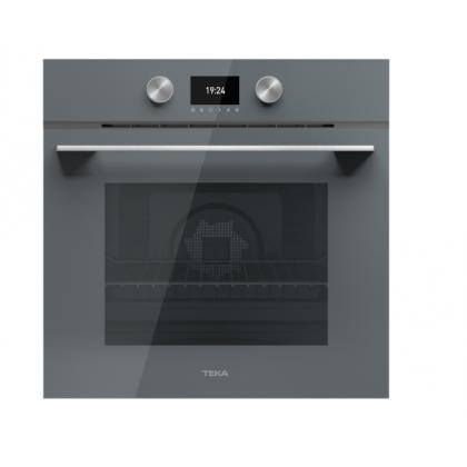 Фурна за вграждане Teka HLB 8600 каменно сива - Изображение
