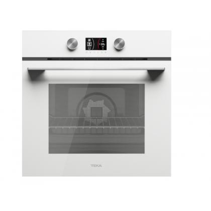 Фурна за вграждане Teka HLB 8600 Бяло стъкло - Изображение