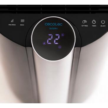 Обезвлажнител Cecotec BigDry 9000 Professional Black - Изображение 1