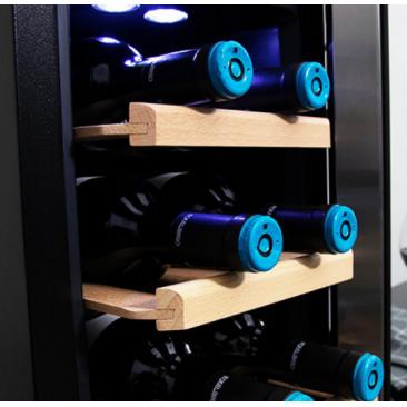 Виноохладител Cecotec Grand Sommelier 800 CoolWood - Изображение 5