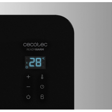 Подов конвектор Cecotec Ready Warm 6720 Crystal Connection - Изображение 1