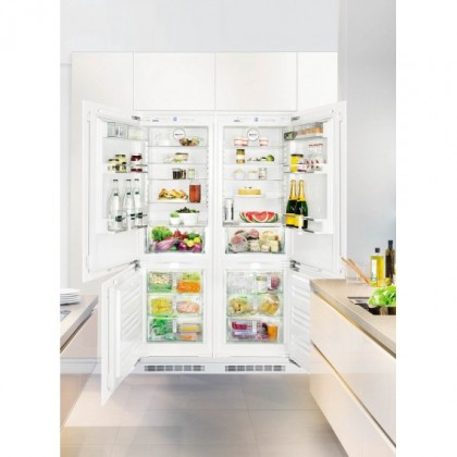 Хладилник SidebySide за вграждане Liebherr SBS 66I2 - Изображение