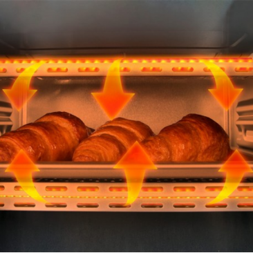 Мини фурна Cecotec Bake'n Toast 450 - Изображение 3