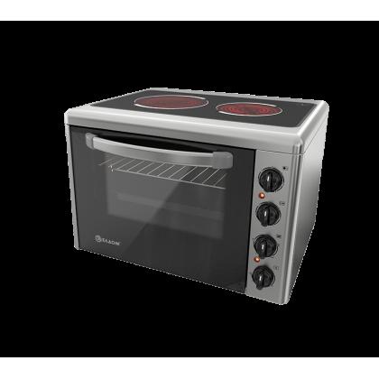 Мини готварска печка Eldom 201VF - Изображение
