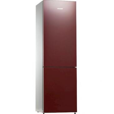 Хладилник Snaige RF 36NG-Z1AH27 Red Glass - Изображение 1
