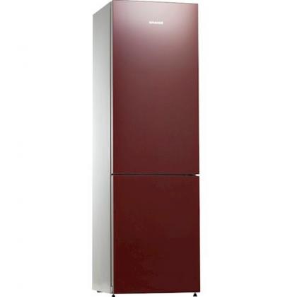 Хладилник Snaige RF 36NG-Z1AH27 Red Glass - Изображение