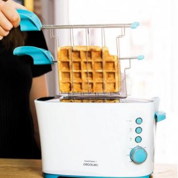 Тостер Cecotec Toast&Taste 2S - Изображение 1