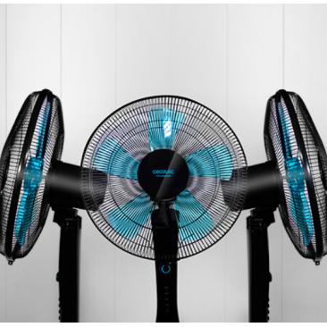 Вентилатор Cecotec ForceSilence 520 Black - Изображение 4