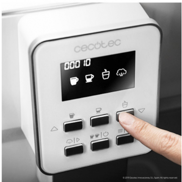 Кафеавтомат Cecotec Power Matic-ccino 6000 Bianca - Изображение 2