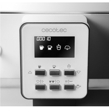 Кафеавтомат Cecotec Power Matic-ccino 6000 Bianca - Изображение 3