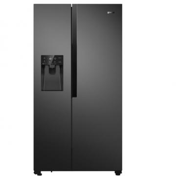 Side by side хладилник Gorenje NRS9182VB - Изображение 1