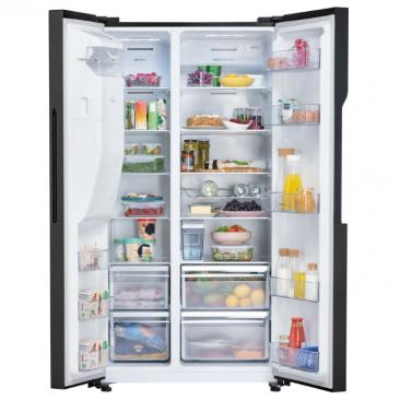 Side by side хладилник Gorenje NRS9182VB - Изображение 2