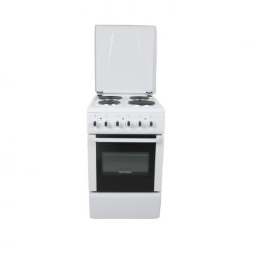 Готварска печка Hoffman E5040R2FW - Изображение 1