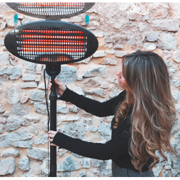 Кварцова печка Cecotec Ready Warm 8100 Power Quartz - Изображение 2