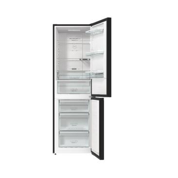 Хладилник с фризер Gorenje NRK6192SYBK - Изображение 4