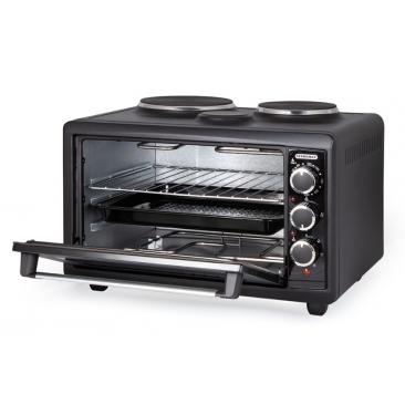 Малка готварска печка Termomax TC38BK - Изображение 2