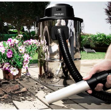 Прахосмукачка за едри отпадъци Conga PowerAsh 1200 Steel - Изображение 4