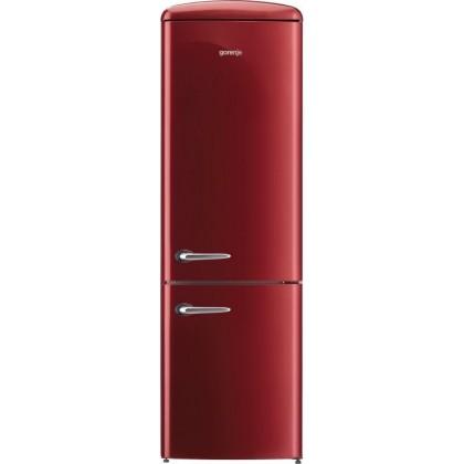 Хладилник с фризер Gorenje ORK192R - Изображение