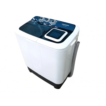 Полуавтоматична пералня Heinner HSWM-AD65BL - Изображение 1