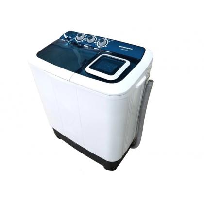 Полуавтоматична пералня Heinner HSWM-AD65BL - Изображение